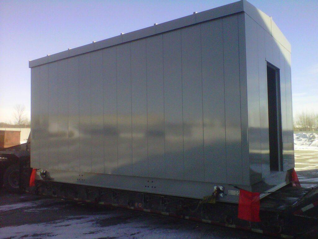 Custom Metal Enclosures10203-1154