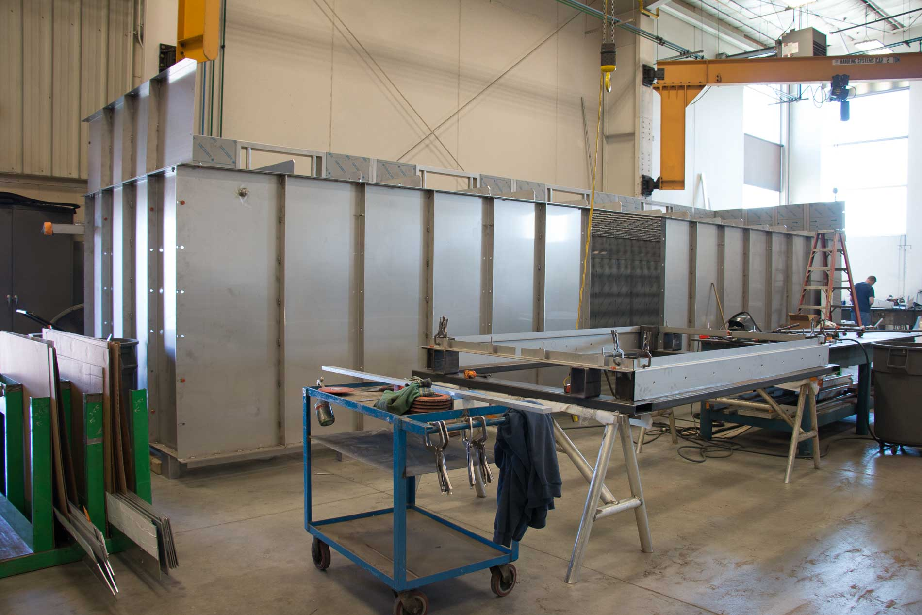 Badger Sheet Metal Works is a Trusted Metal Fabrication Specialist
