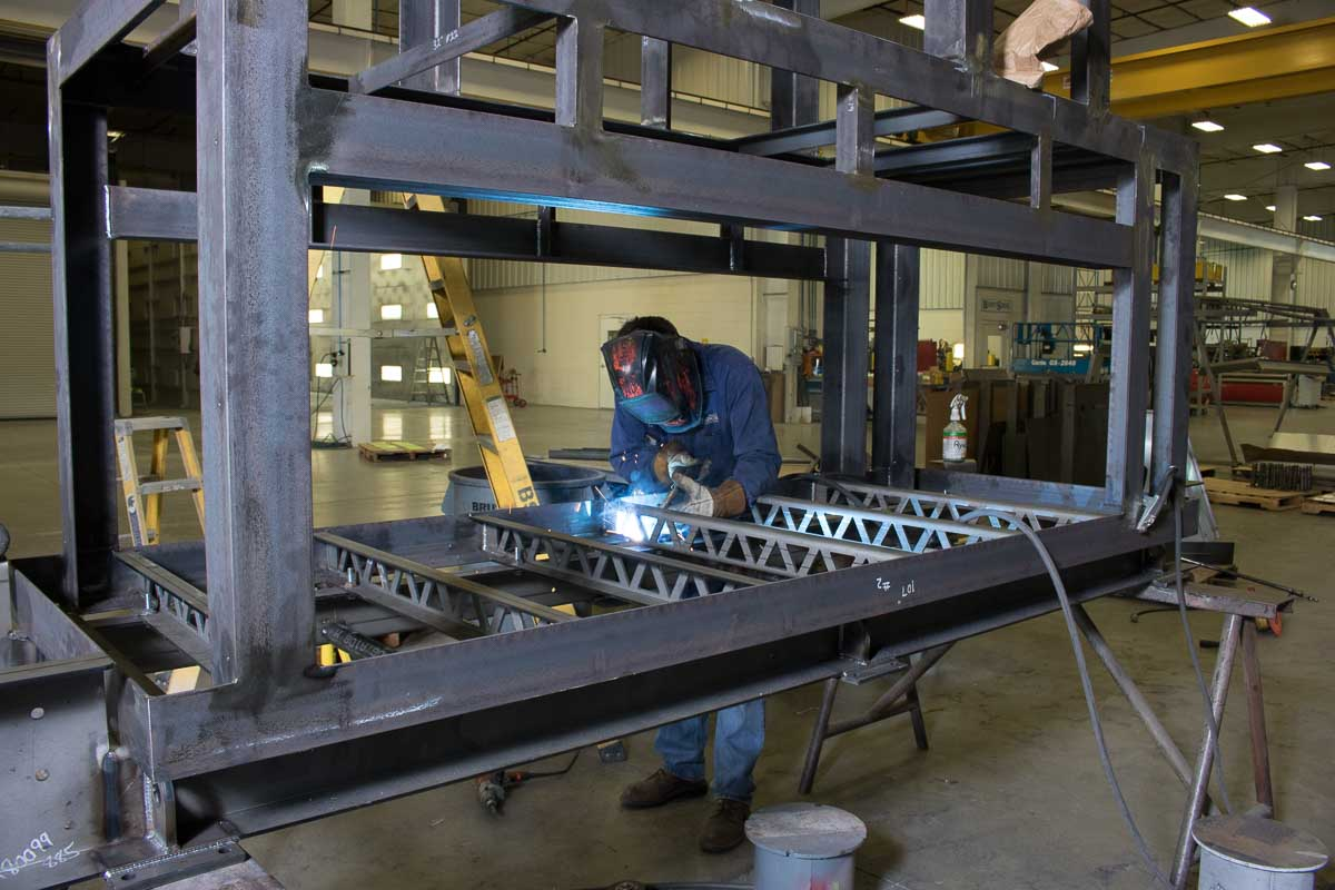 Fabrication and Assembly Capabilities Differentiate Service