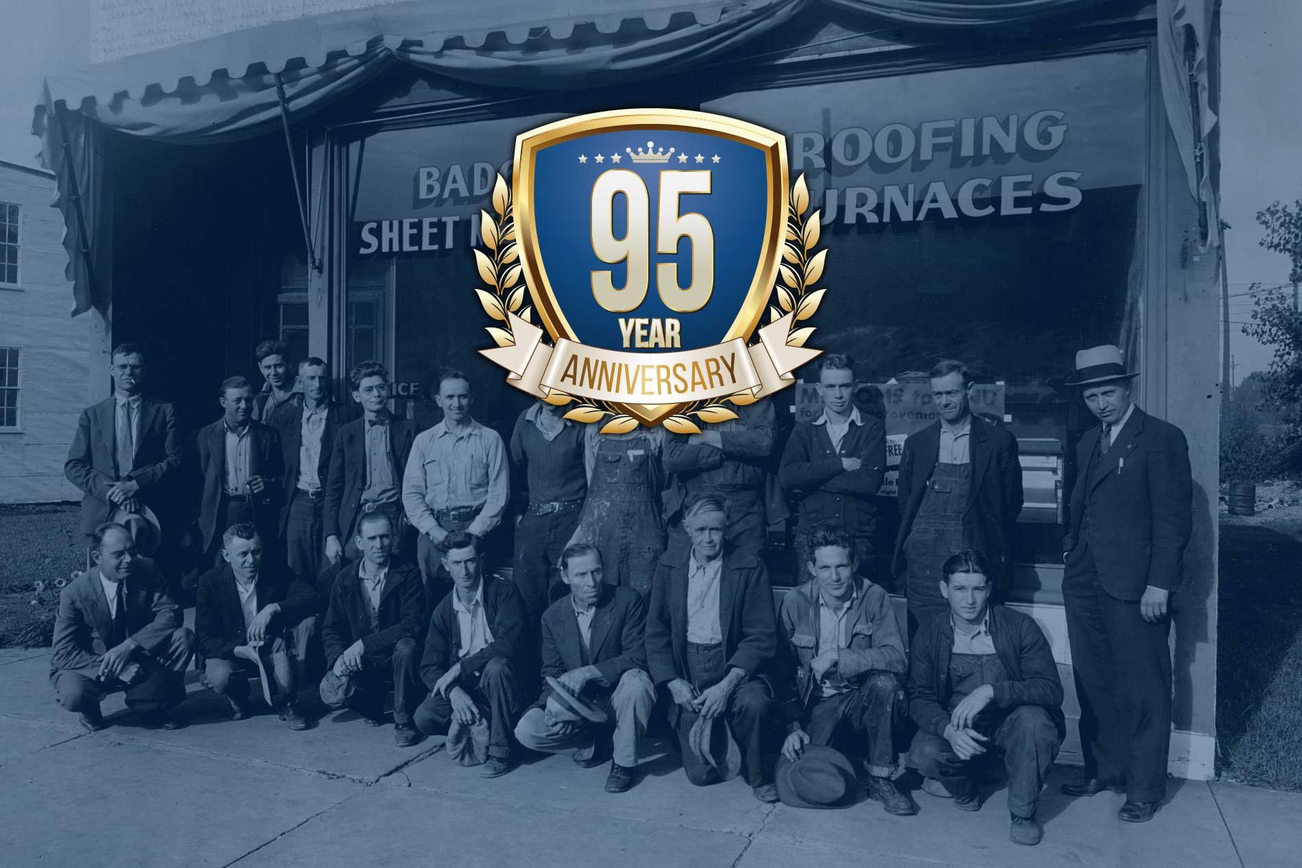 Badger Sheet Metal Works celebrates 95th anniversary