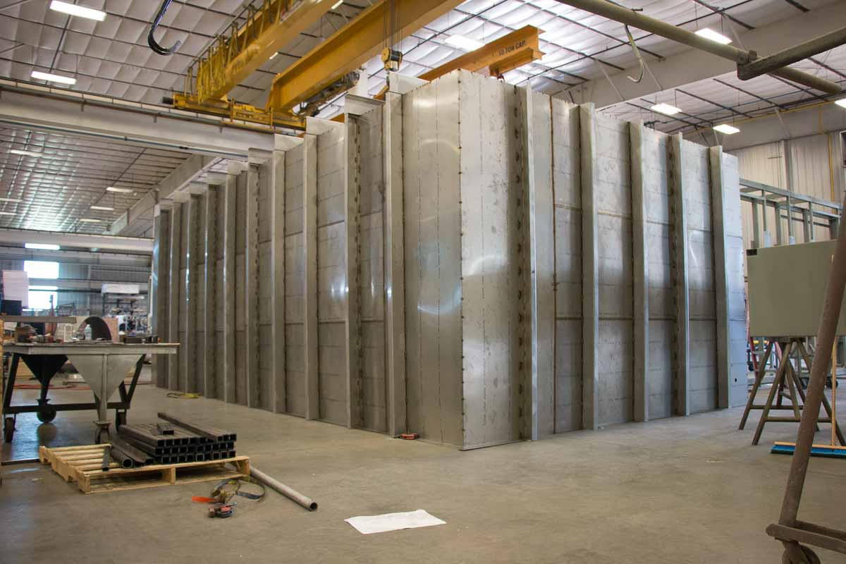 2205 Stainless Steel Fabrication Benefits from Specialized Facility