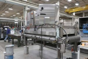 Stainless steel equipment fabrication requires specialized skills