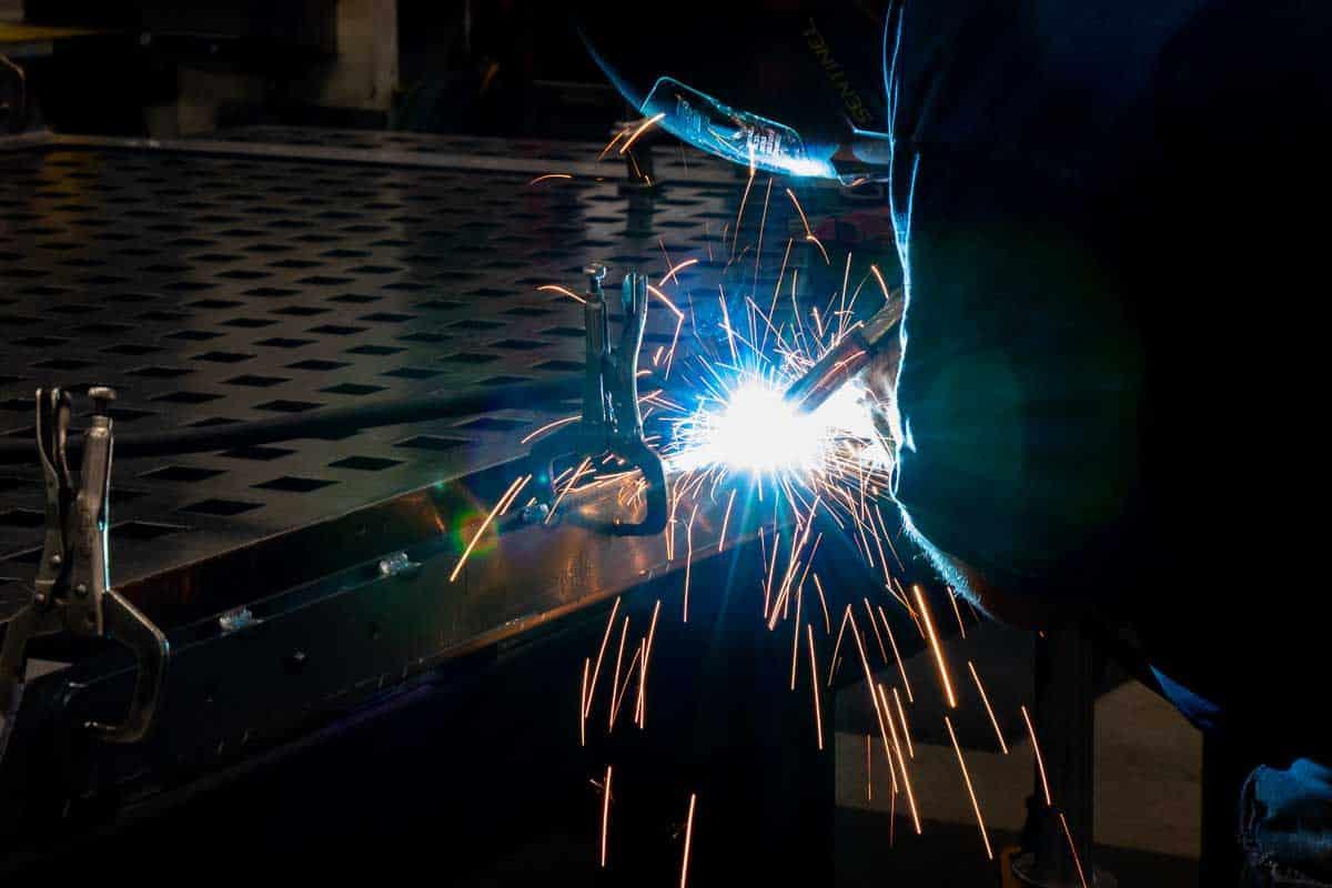 Modern facility, equipment allow for custom steel fabrication