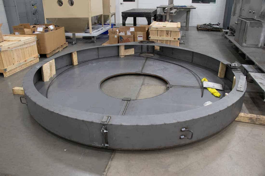 Custom metal fabrication companies fulfill non-standard projects